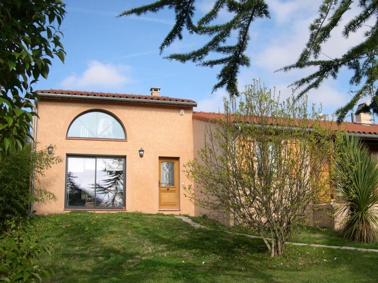 Villa vendre le lherm pince immobilier agence for Location garage muret